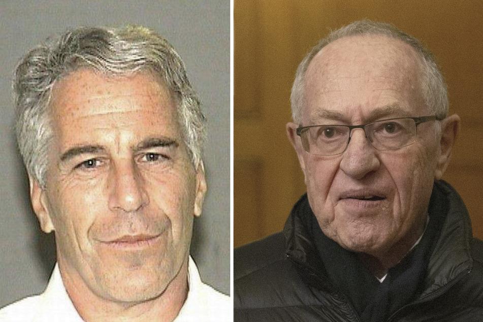 Alan Dershowitz sues Netflix over Jeffrey Epstein documentary