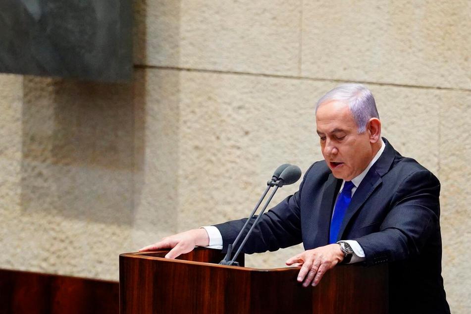 Benjamin Netanjahu, Ministerpräsident von Israel.