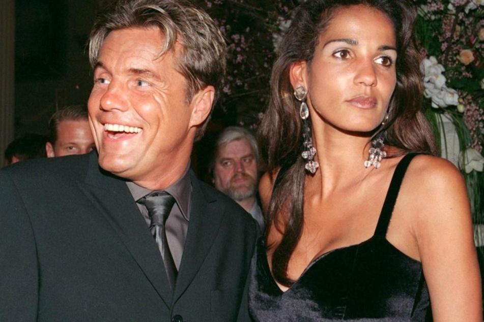 Zwölf Jahre lang waren Naddel und Dieter Bohlen ein Paar. 2001 dann die Trennung.