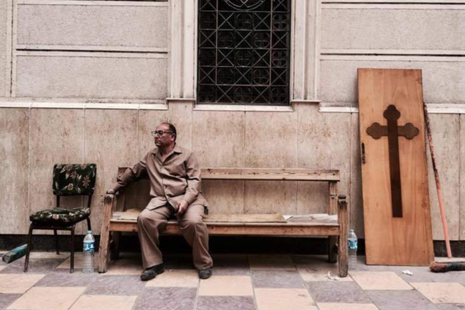 Zehn Prozent der Ägypter gehören dem christlichen Glauben an.