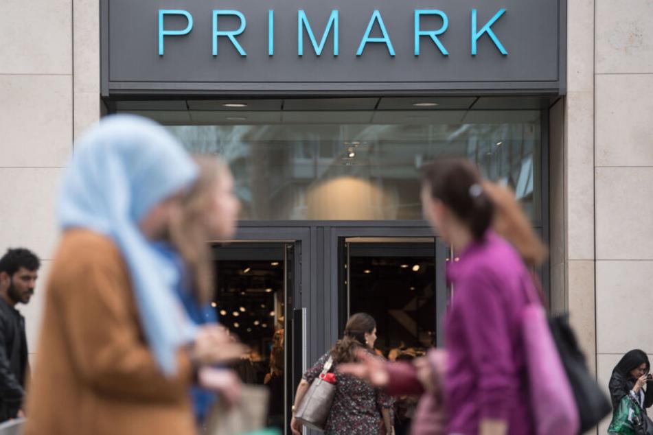 Böse Überraschung im Primark-Store in Essex. (Symbolbild).