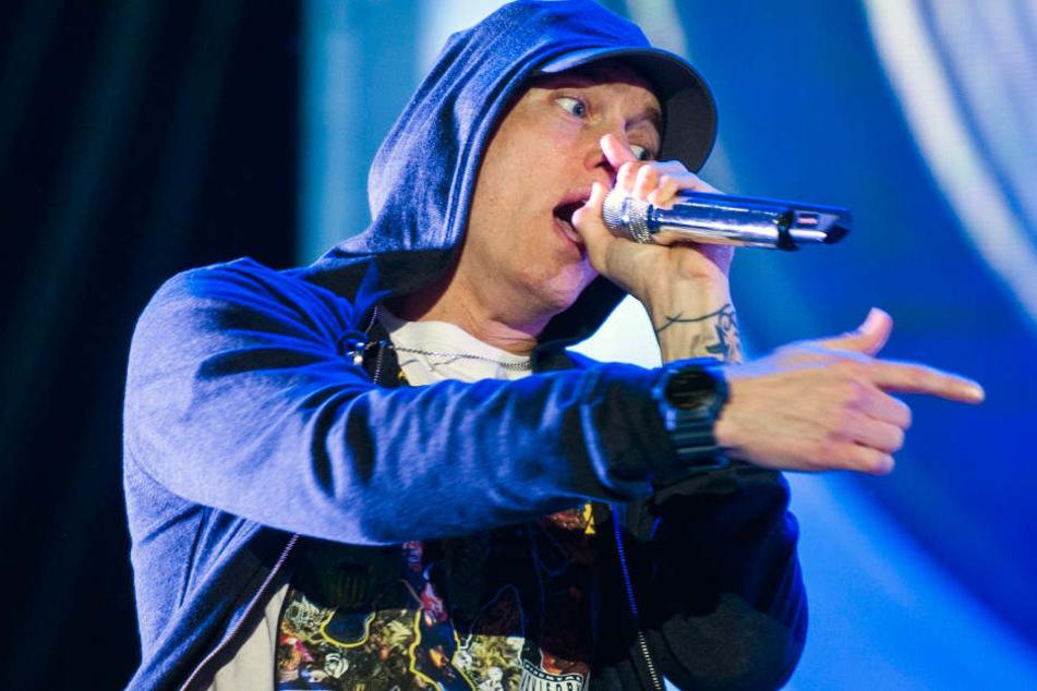 Am 10. Juli soll Eminem in Hannover auf der Bühne stehen!