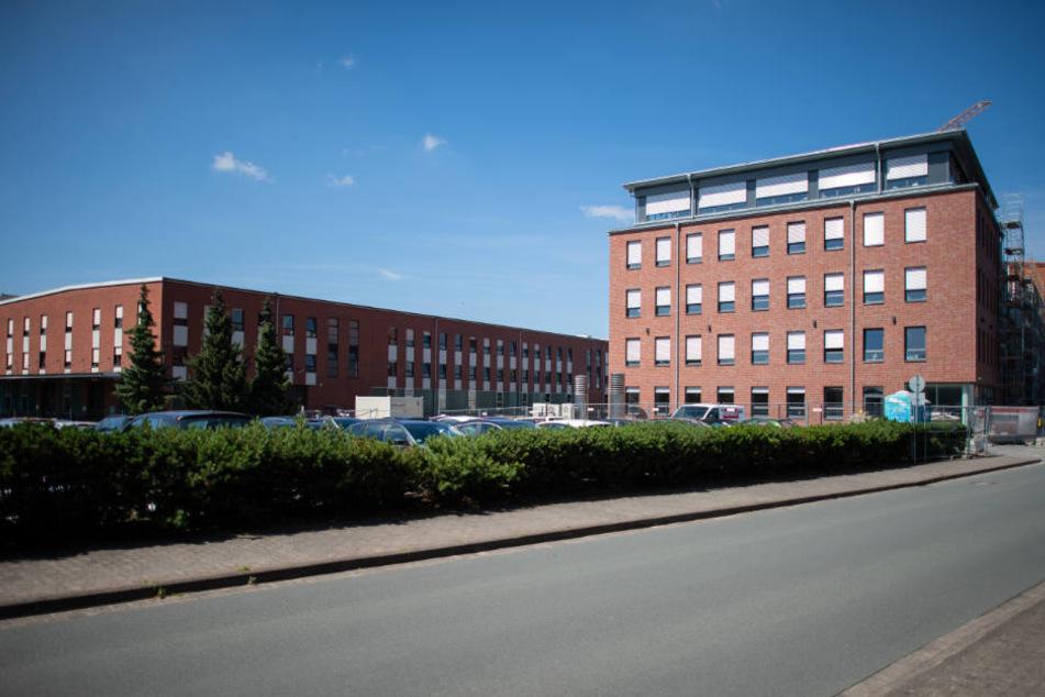 Die Mordanschläge ereigneten sich in dieser Firma in Schloß Holte-Stukenbrock.