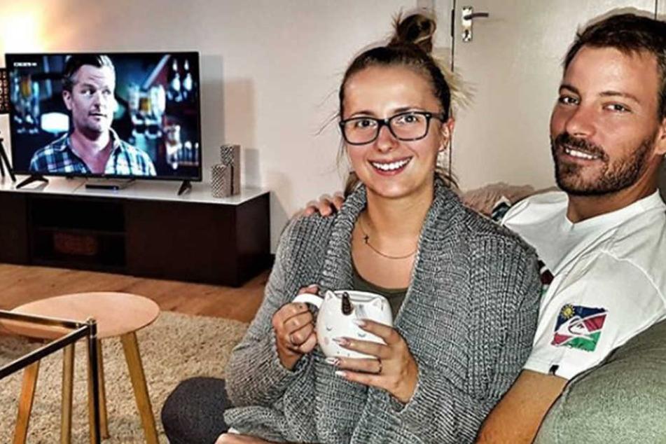 Inzwischen leben Anna und Gerald gemeinsam auf seiner Farm in Namibia.