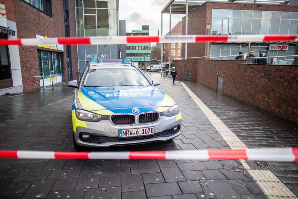 In Bottrop hatte der Mann versucht mehrere Menschen zu überfahren.