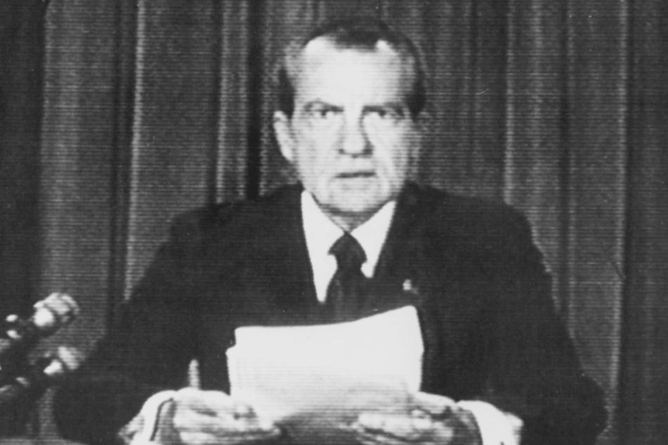 Richard Milhous Nixon kennt man vornehmlich wegen der Watergate-Affäre. Er war der einzige Präsident, der zurücktreten musste.