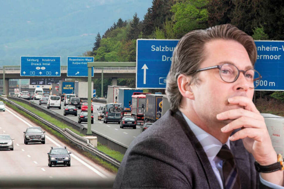 Scheuer: Blockabfertigung in Österreich verstößt gegen EU-Recht