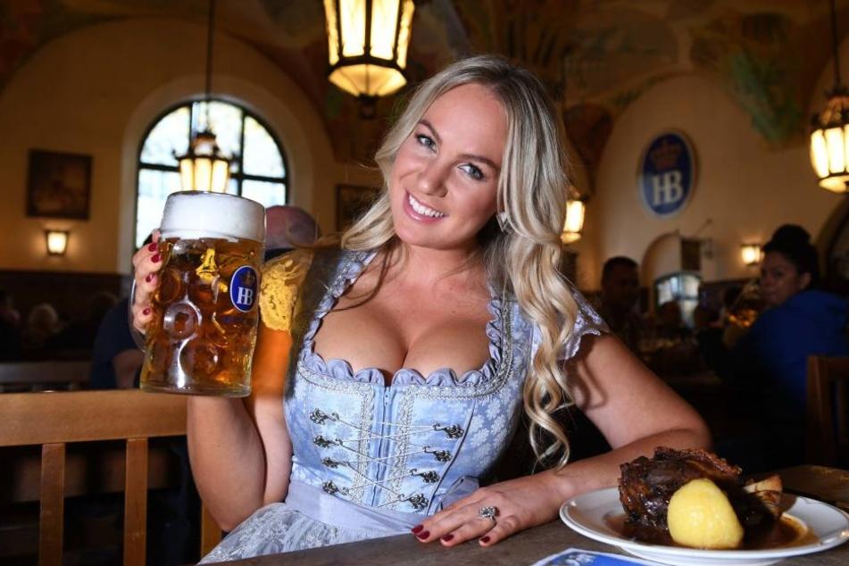 Bier macht glücklich - vielleicht