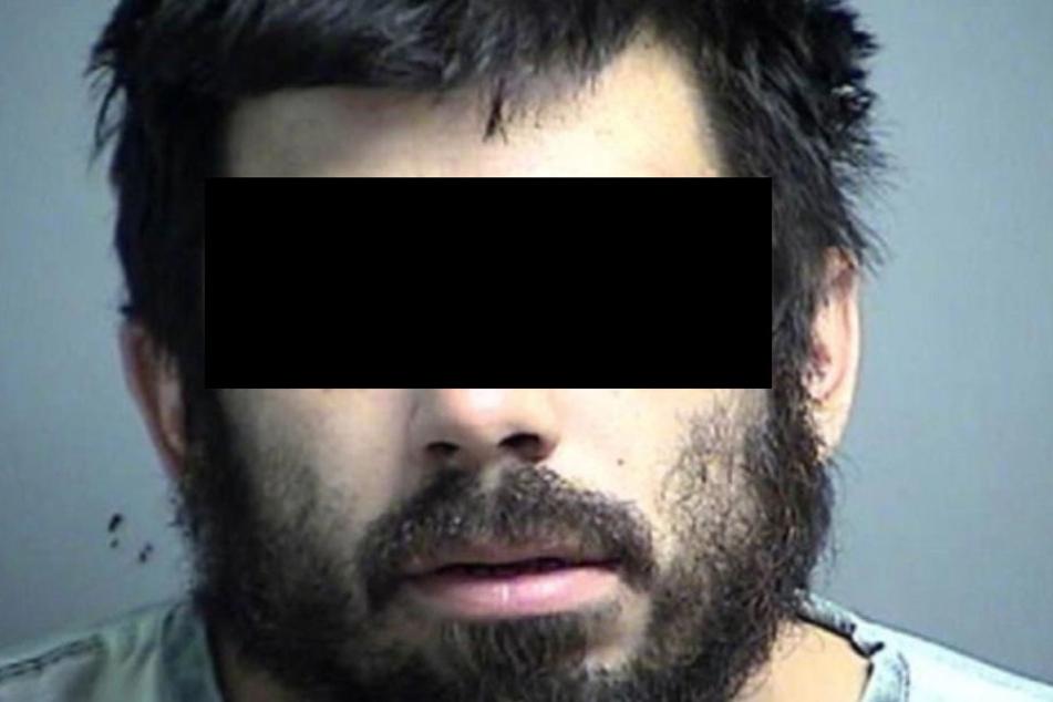 Der Angeklagte Matthew Schmarr (35).