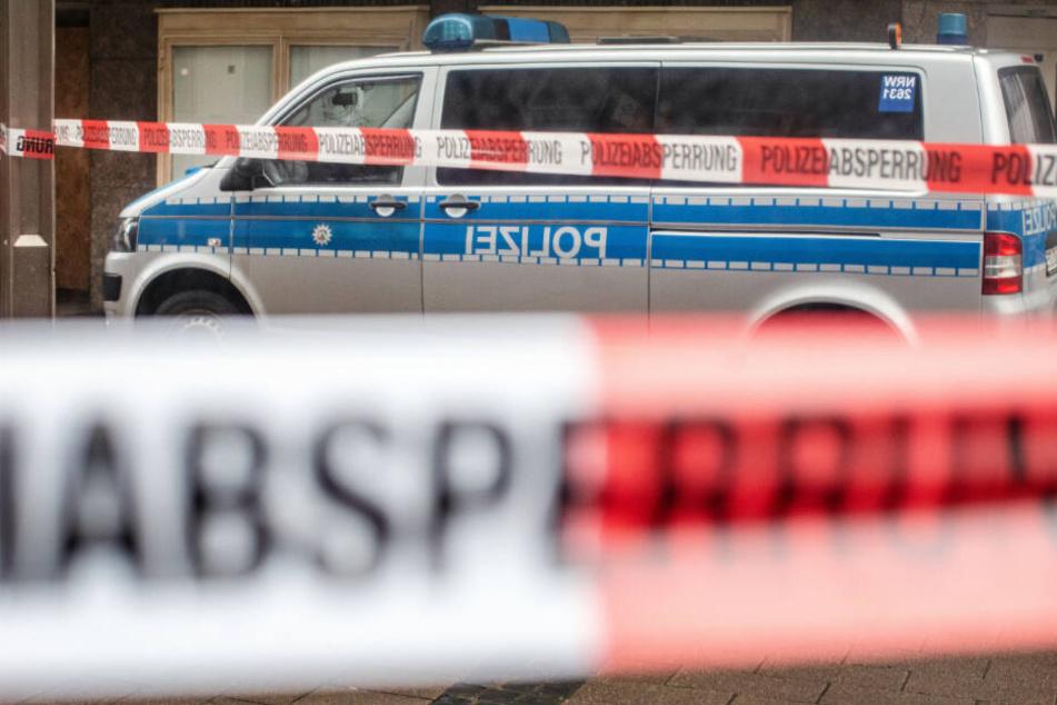 Mann erschießt getrennt lebende Frau auf offener Straße