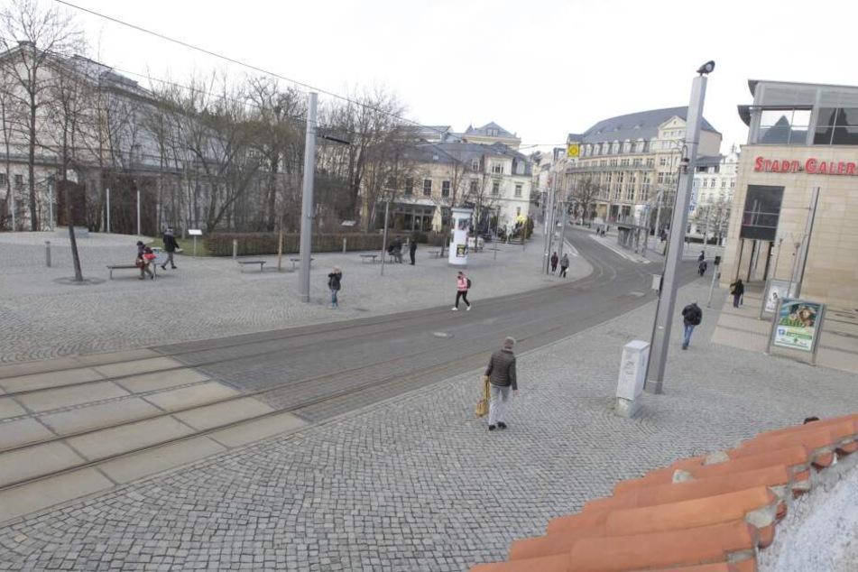 Messer-Attacke in Plauen: Verdächtiger muss vor Haftrichter