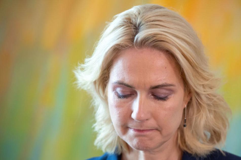 Manuela Schwesig nach Krebsschock von Anteilnahme überwältigt