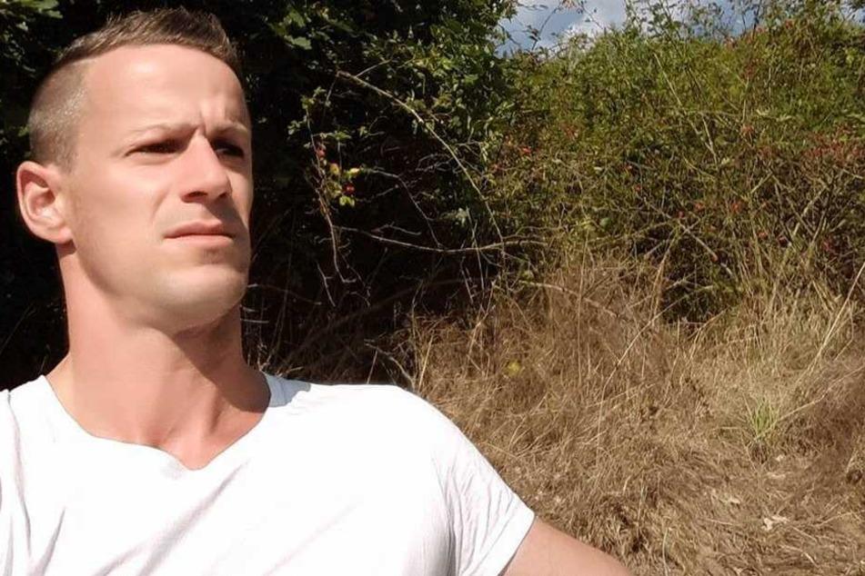 Hat nur noch wenig Hoffnung: Steffen (39) aus dem hessischen Obersuhl.