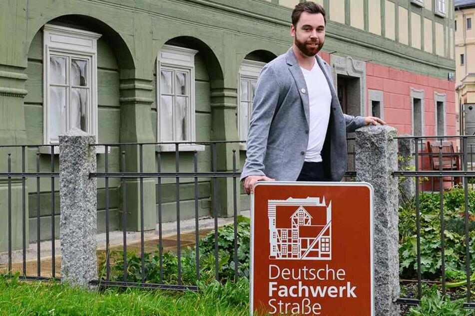Neue Umgebinde-Straße soll Touristen anlocken