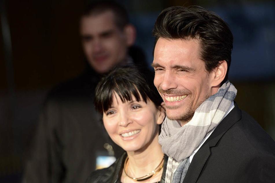 Philipp Christopher (39) mit seiner 38-jährigen Ehefrau Michelle Glück.