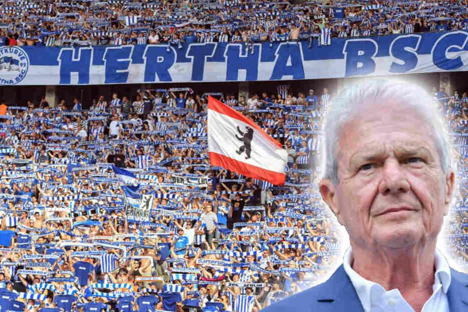 Dietmar Hopp fühlt sich vom Anhang der Hertha beleidigt. (Bildmontage)