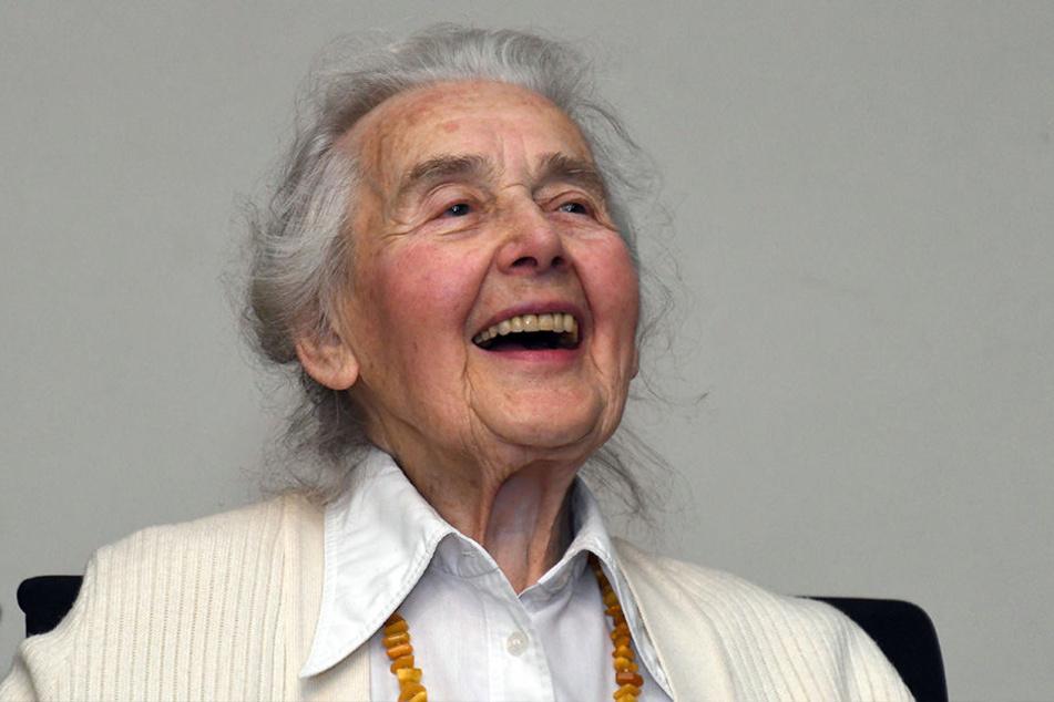 Ursula Haverbeck wurde wegen Volksverhetzung verurteilt.