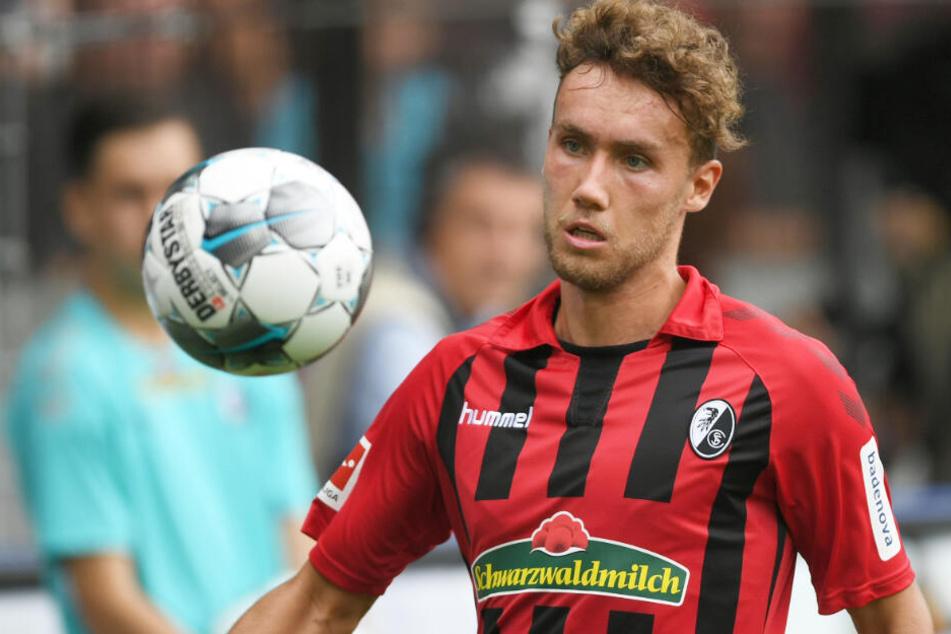 Luca Waldschmidt und der SC Freiburg ärgern in der Bundesliga die Konkurrenz.