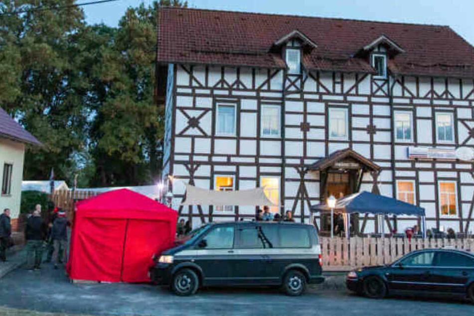 Tommy Frenck führte eine Gaststätte in thüringischen Kloster Veßra, die immer wieder zum Szenetreff für Neonazis wird.