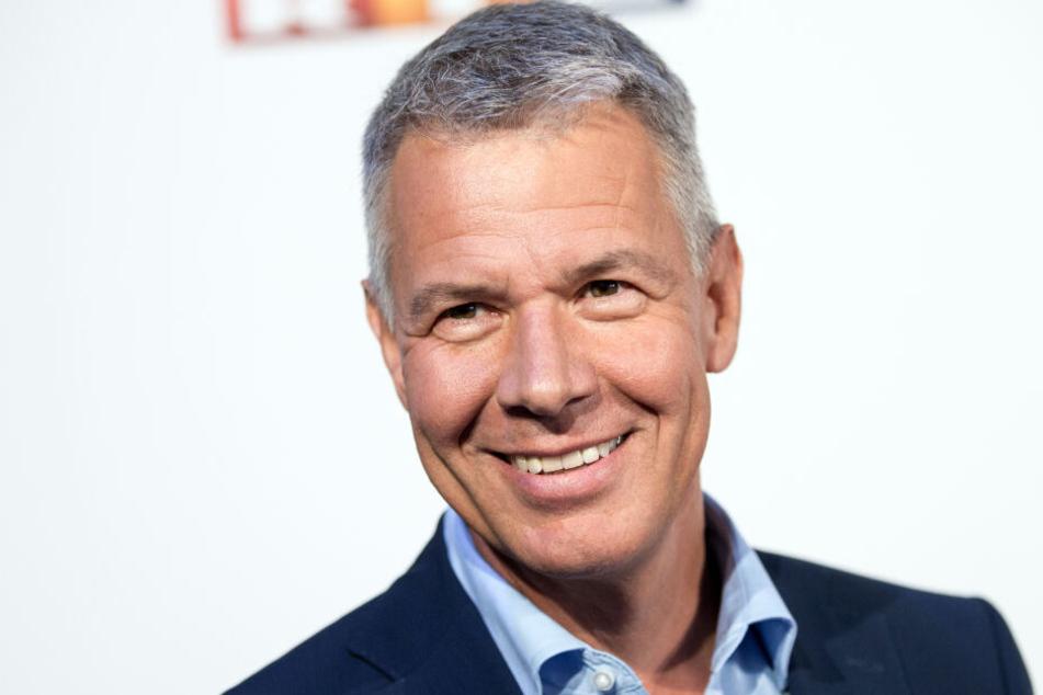 Peter Kloeppel, seit 1992 moderiert er bei RTL die Nachrichten.