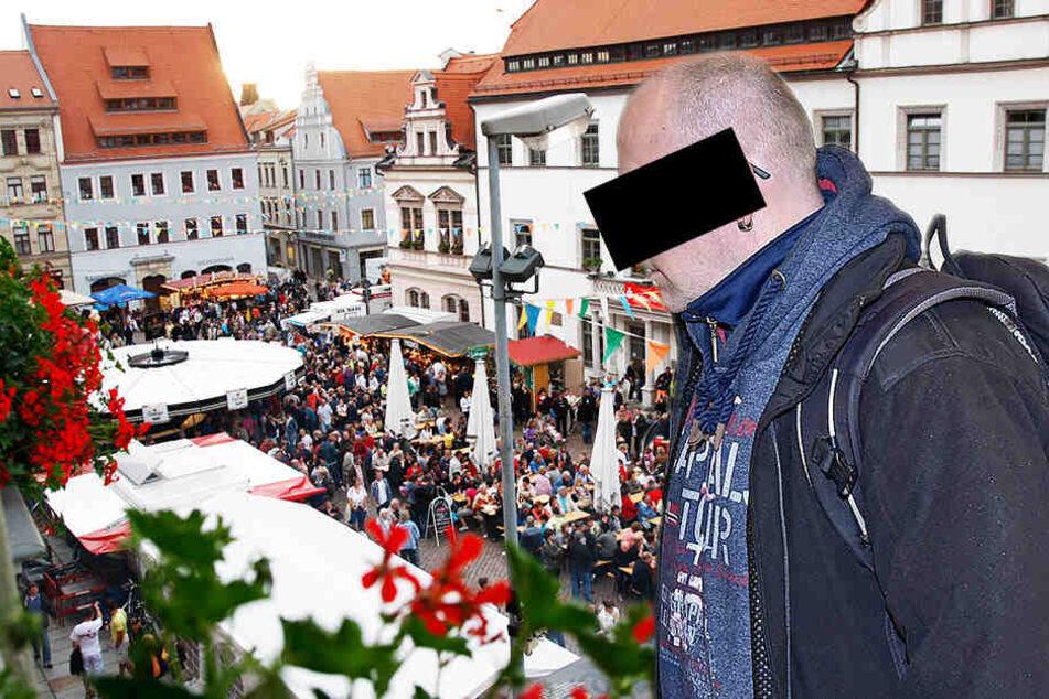 Geld für Wurst und Bier auf dem Stadtfest: Deal endete als Überfall im Suff!