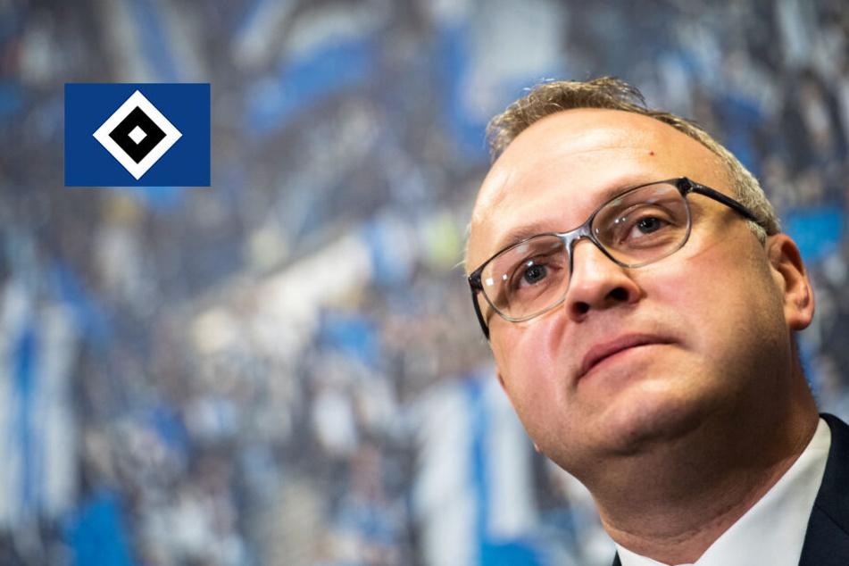 HSV-Finanzchef zeigt sich bei Transfers unerwartet selbstkritisch