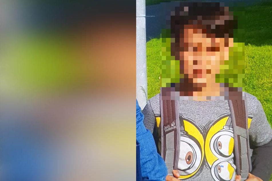 Der Junge wurde wieder in die Obhut seiner Eltern übergeben.