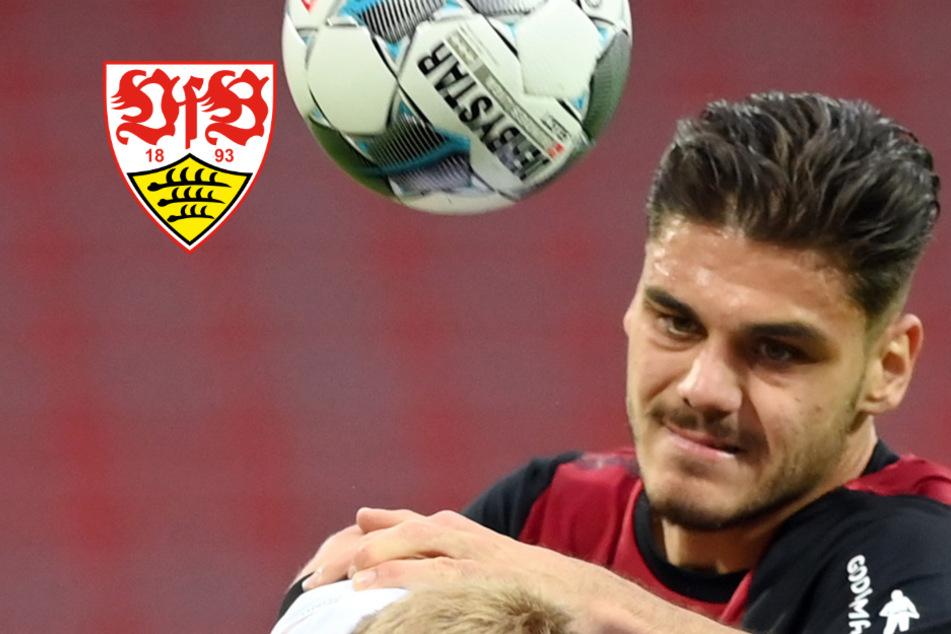 VfB-Neuzugang Mavropanos hofft auf weniger Stress als in Nürnberg