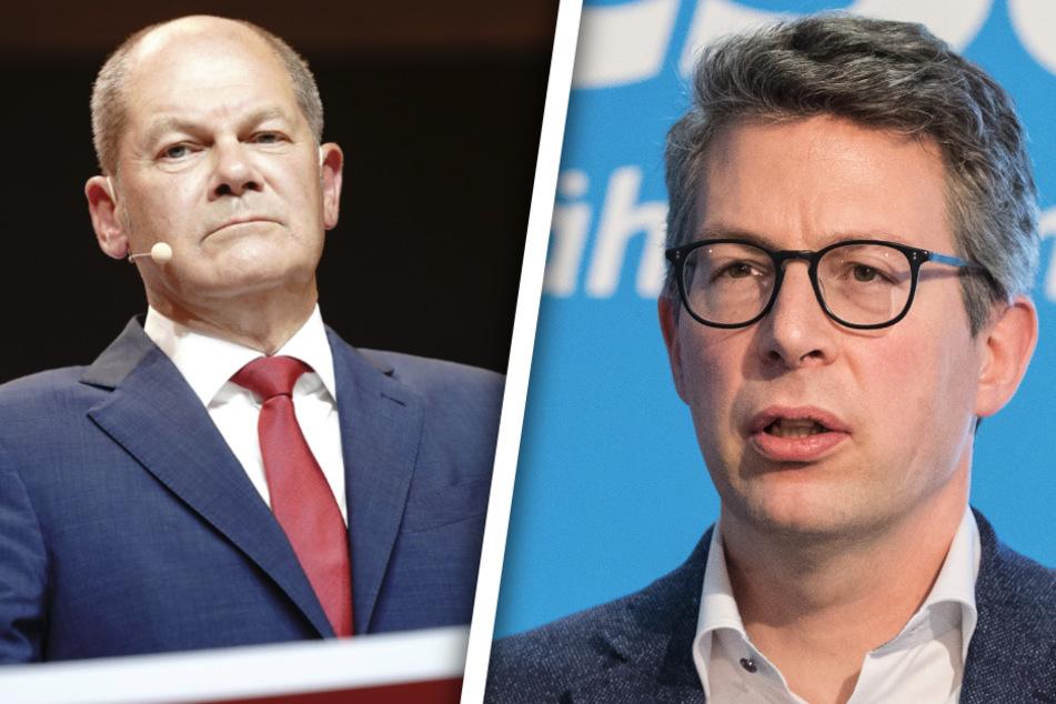 """""""Wirrwarr statt Wumms""""! CSU-Generalsekretär Markus Blume übt Kritik an SPD"""