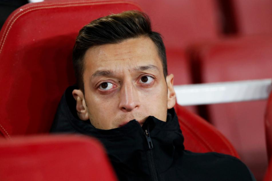 Mesut Özil (31) hat das Gefühl, dass Leute ihn seit zwei Jahren versuchen, zu zerstören.