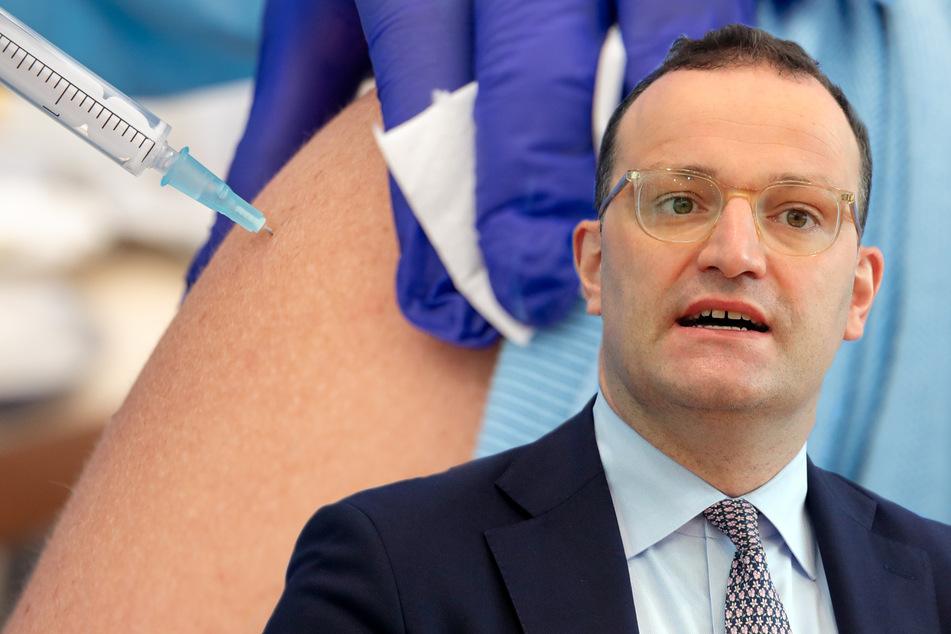 Für komplett Geimpfte dürften die kommenden Monate deutlich entspannter werden als für Impf-Muffel. Bundesgesundheitsminister Jens Spahn (41, CDU) will Geimpfte und Genese im Falle eines Lockdowns verschonen. (Bildmontage)