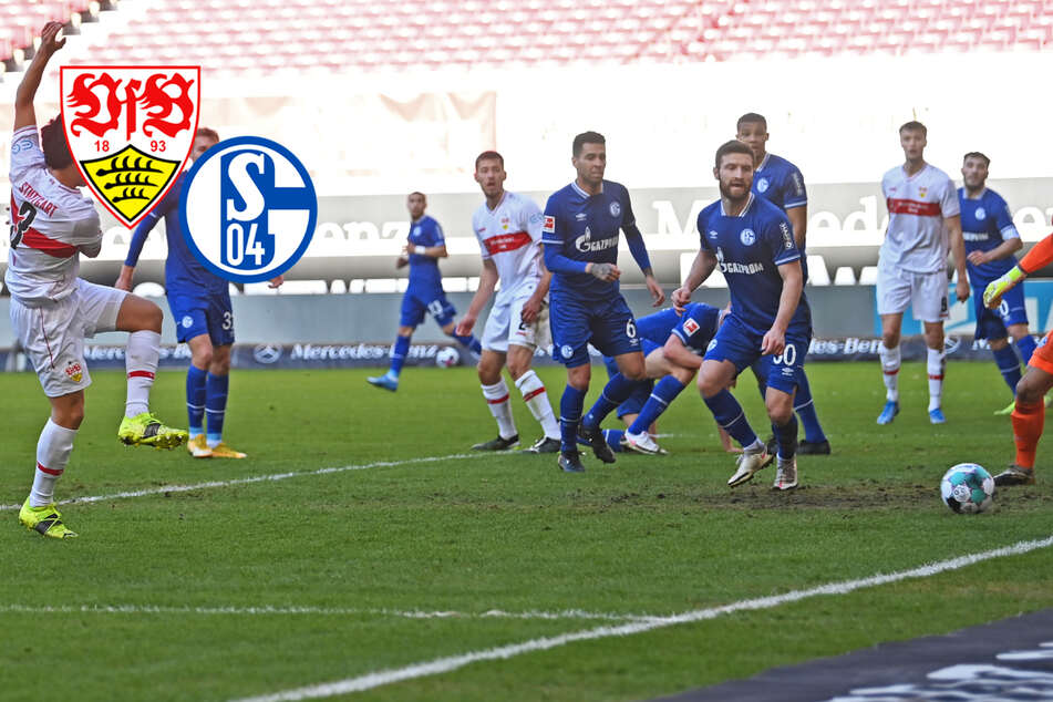 Peinlich S04! Schalke blamiert sich beim VfB Stuttgart bis auf die Knochen
