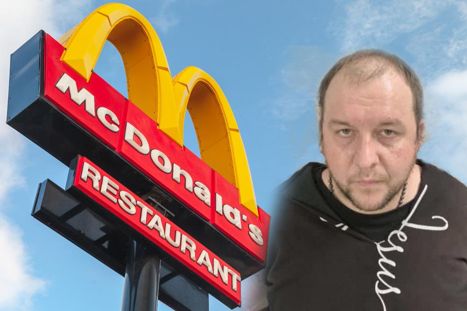 McDonald's customer threatens employees at gunpoint demanding a Happy Meal