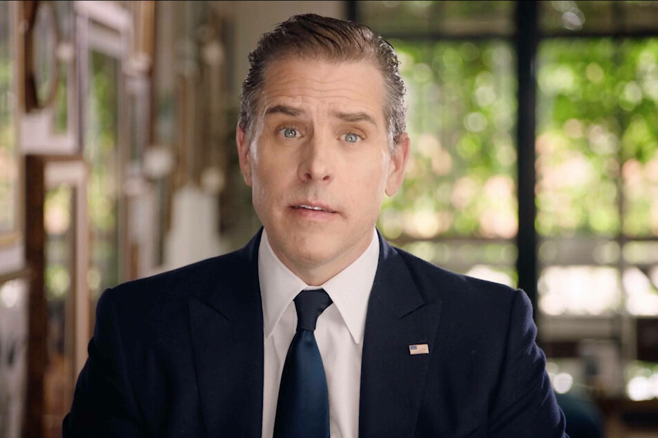 Hunter Biden has often been attacked by his father's political opponents.