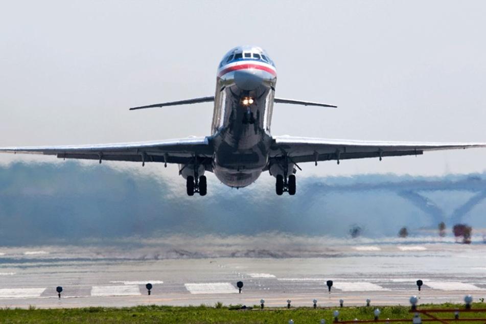 An Bord eines American-Airline-Fliegers sollen sich die Vorfälle abgespielt haben.
