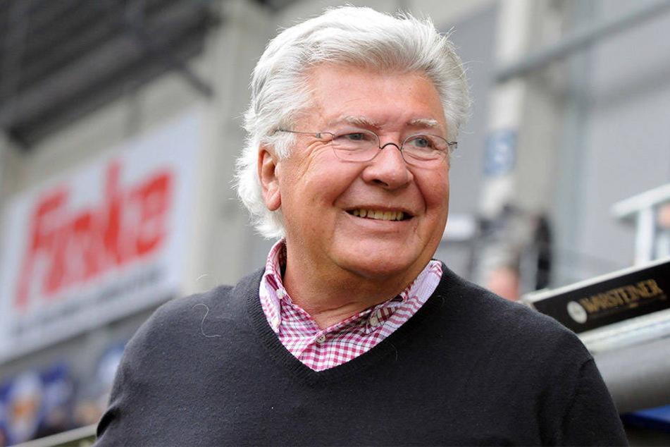 Wilfried Finke ist zurück an der Vereinsspitze.