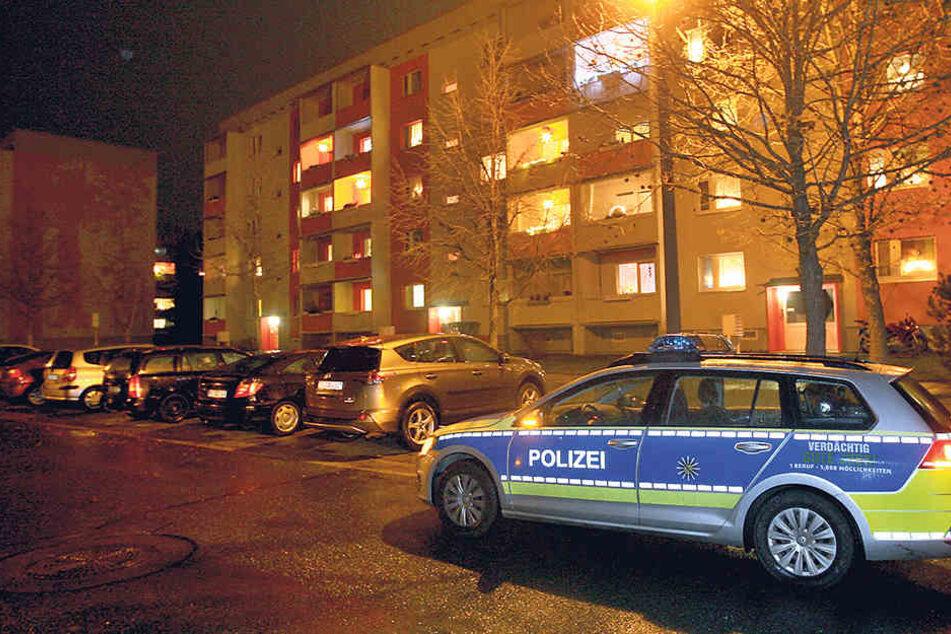 Ehekrach in Pirna eskaliert: Frau sticht Mann nieder