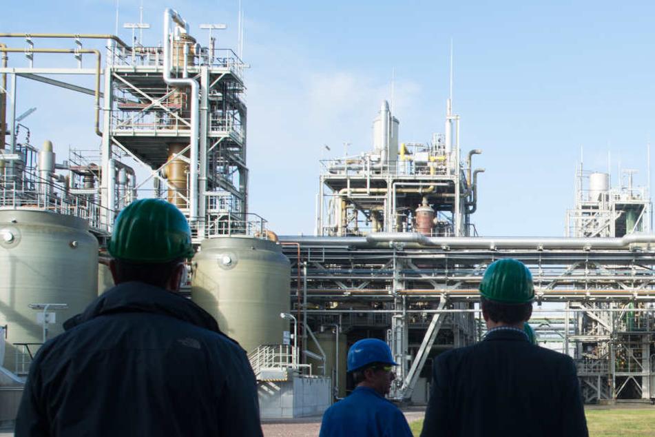 Die Industrie in Thüringen erlebt im ersten Halbjahr 2018 einen ordentlichen Anstieg. (Symbolbild)