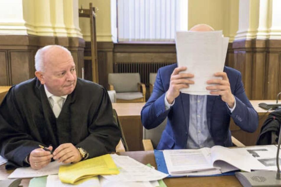 Der 27-Jährige hat Berufung gegen seine Verurteilung eingelegt.