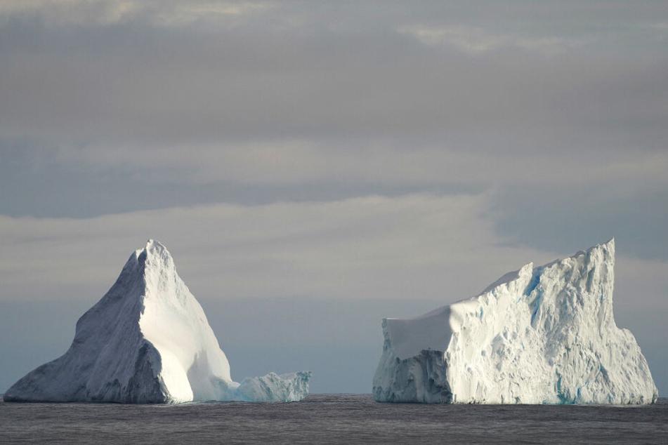 Antarktis: Temperatur knackt erstmals die 20-Grad-Marke