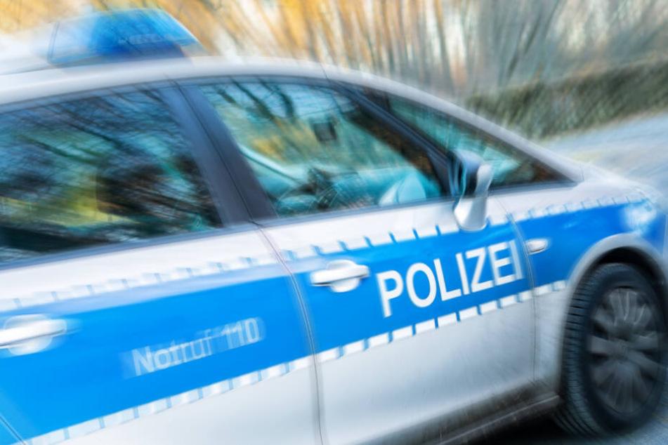 Die Polizei rückte sofort an und durch die aufmerksamen Zeugen konnte wohl Schlimmeres verhindert werden. (Symbolbild)