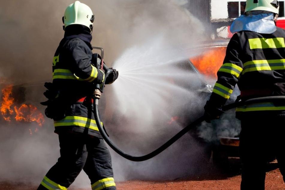 Die beiden Senioren erlitten schwerste Brandverletzungen und schweben in Lebensgefahr (Symbolfoto).