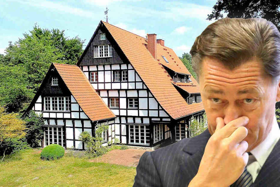 Middelhoff-Villa fast zum Schnäppchenpreis verscherbelt