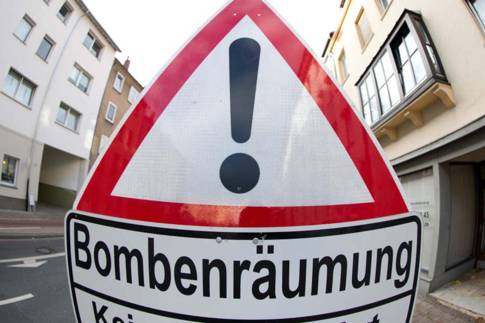 Die Bombe liegt in Köln-Deutz. (Symbolbild)