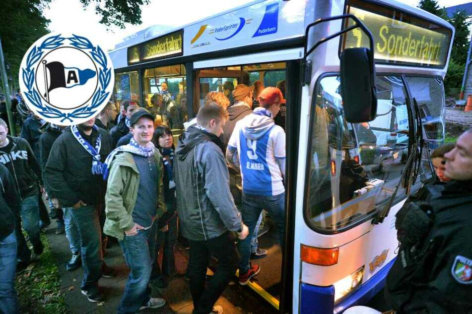 Chaos garantiert! Bahnhofssperrung stellt Polizei bei Westfalen-Derby vor Probleme