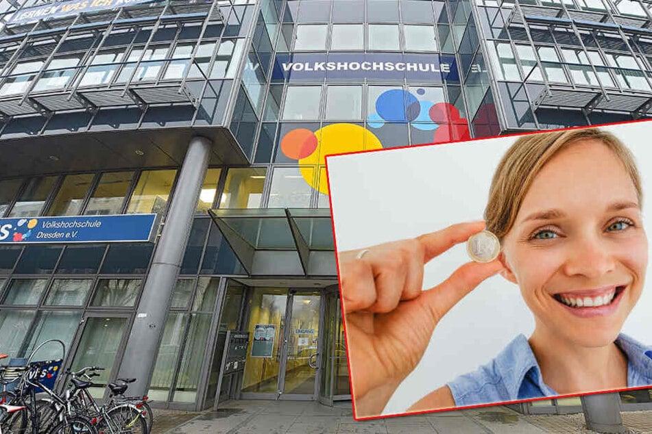 Neu an der VHS Dresden: 100-Cent-Kurse zum Reinschnuppern