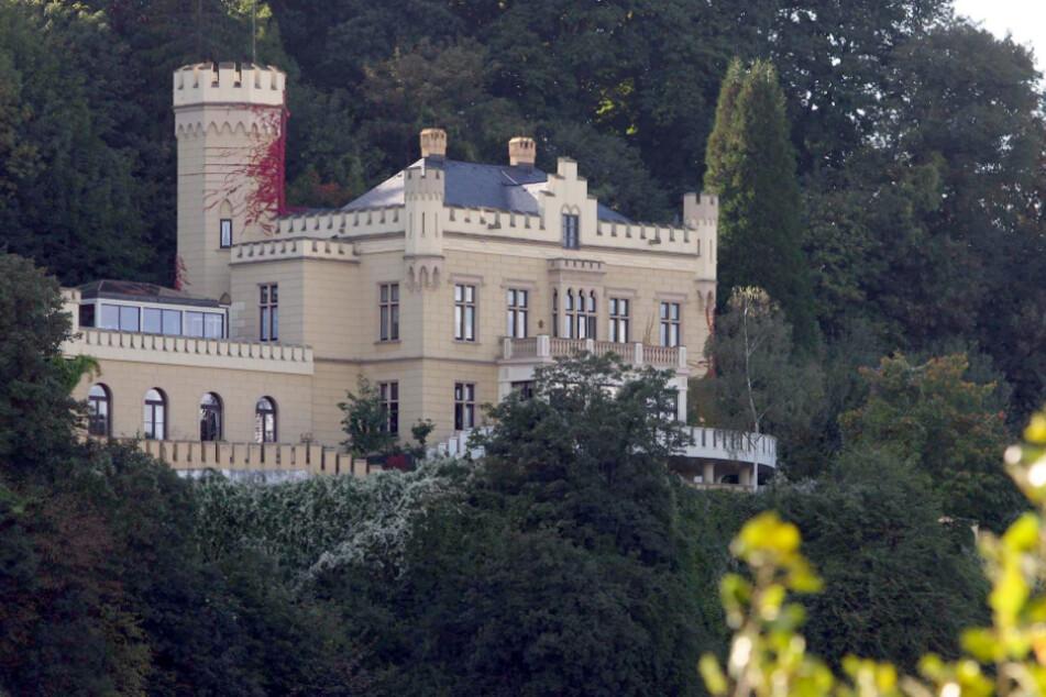 Schloss Marienfels gehörte einst Thomas Gottschalk. (Archivbild)