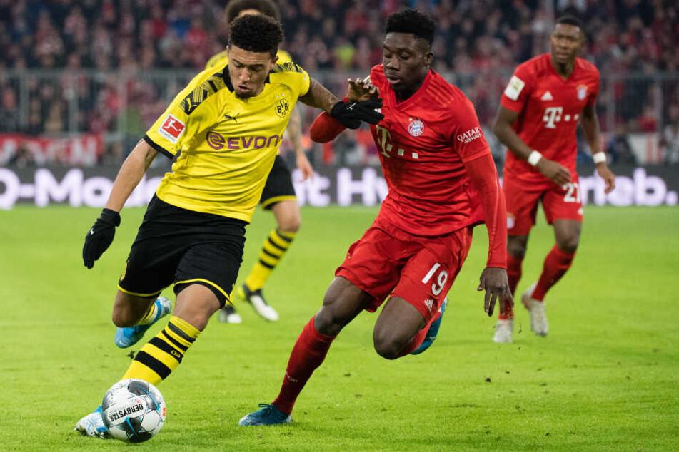 Auch wenn er gegen den FC Bayern nach etwas über einer Stunde vom Platz genommen wurde. Sancho steht eine große Zukunft bevor.