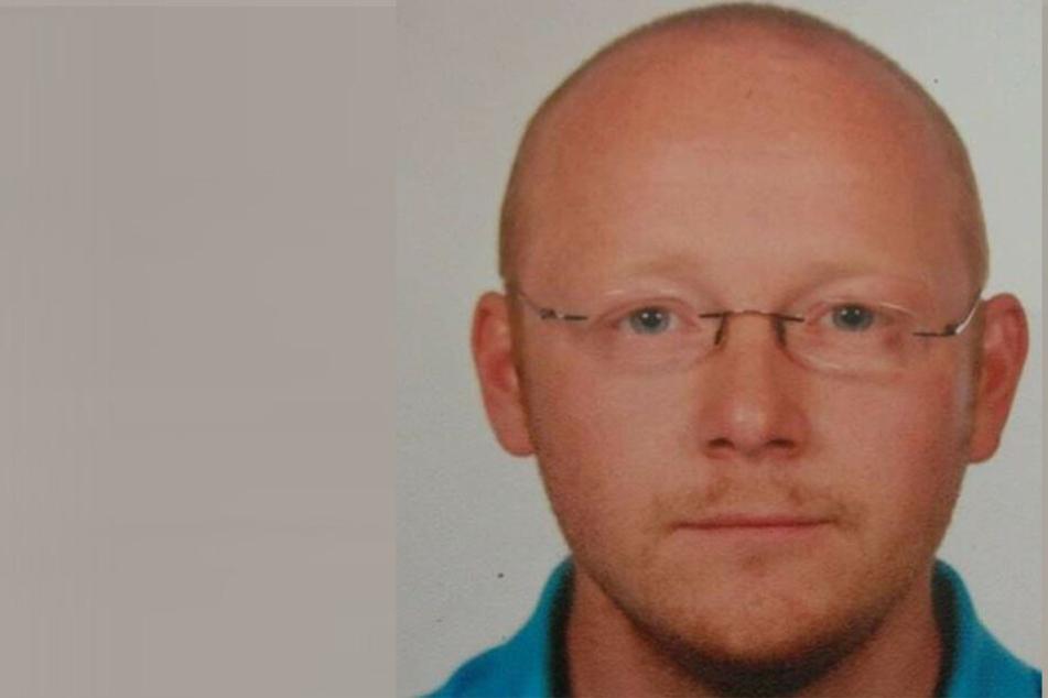 Matthias S. aus Riesa verließ am Sonntag seine Wohnung.