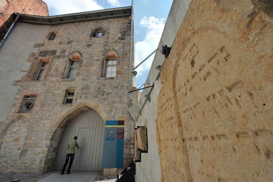 Die Alte Synagoge in Erfurt soll erst 2021 bei der UNESCO beworben werden.